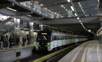 Επέκταση του Μετρό σε Ίλιον και Πετρούπολη
